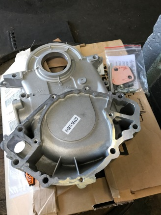 460 timing cover
