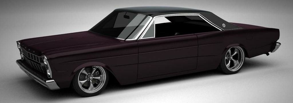 1966 Ford Galaxie Restoration Project
