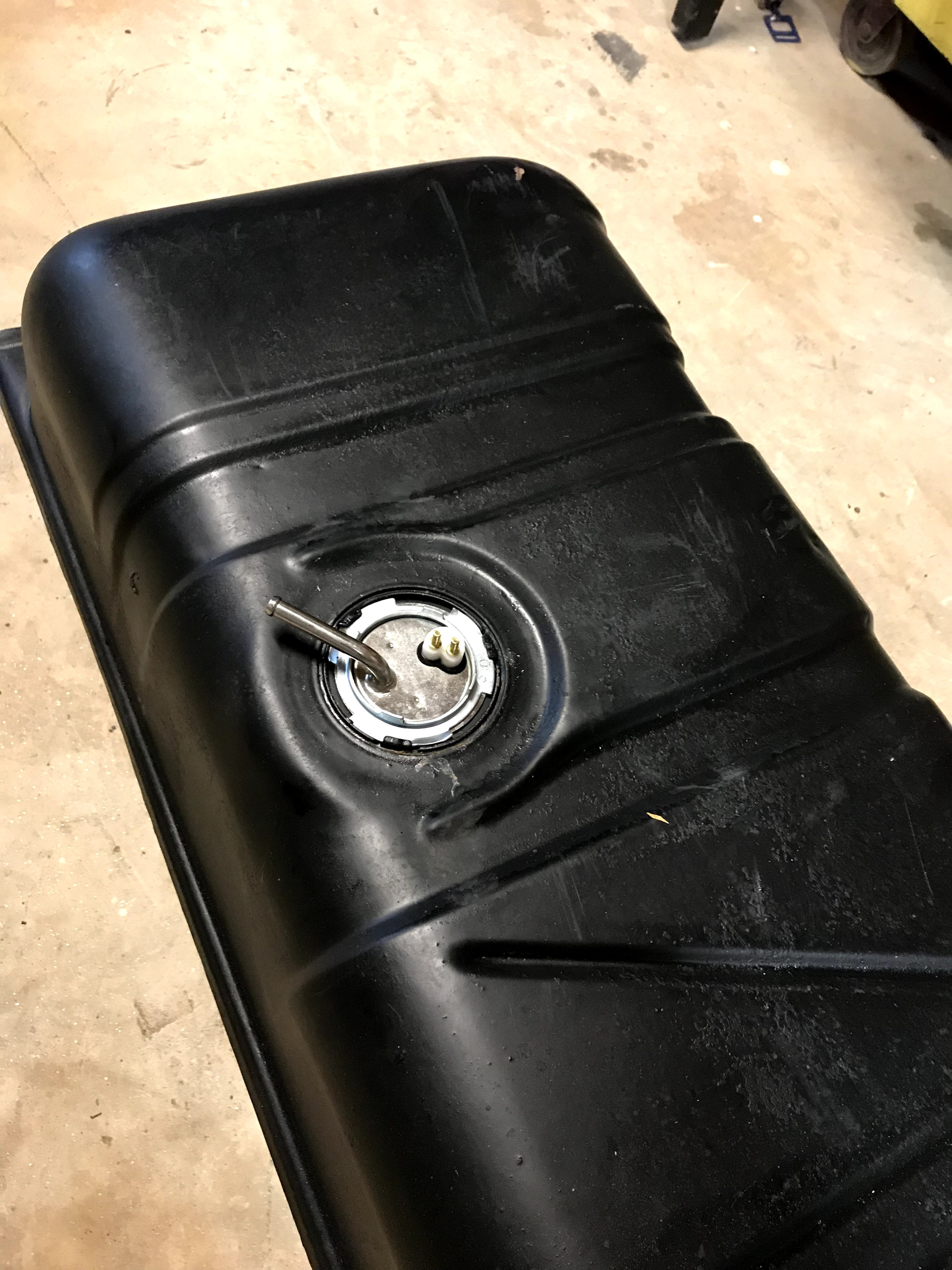 Fuel Tank Amp Lines 1966 Ford Galaxie Restoration Project